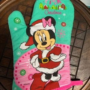 Disney Minnie Mouse Kitchen Mitten